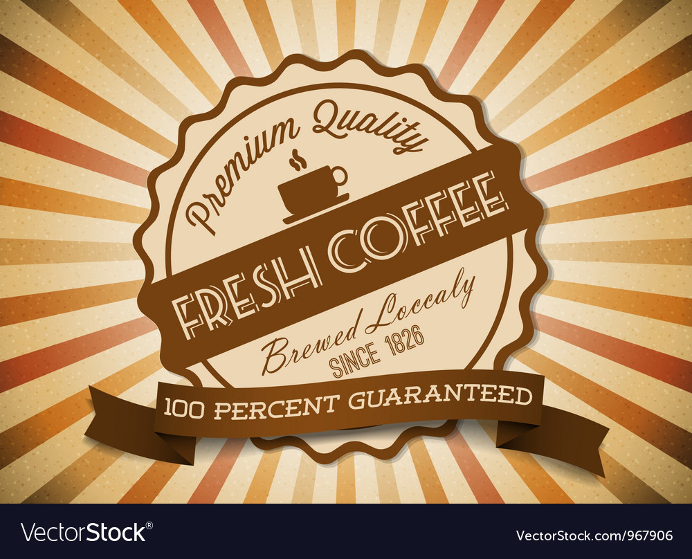 Grunge retro vintage background vector | Price: 1 Credit (USD $1)