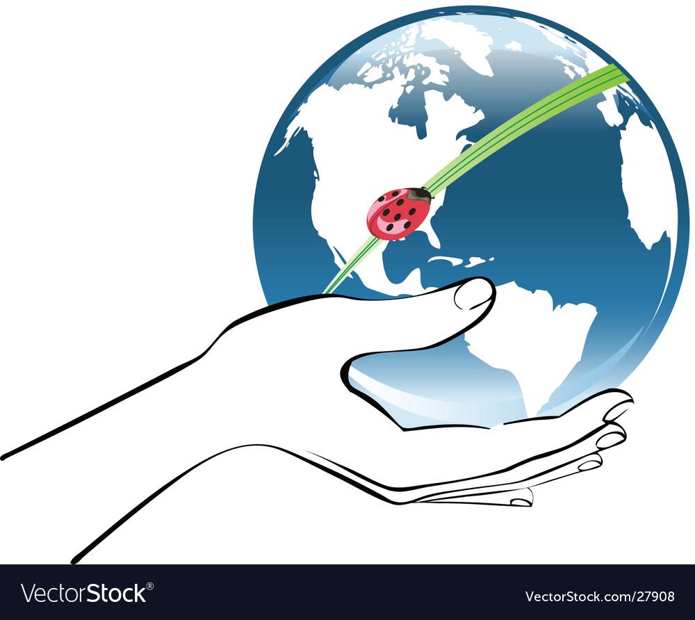 Earth vector | Price: 3 Credit (USD $3)