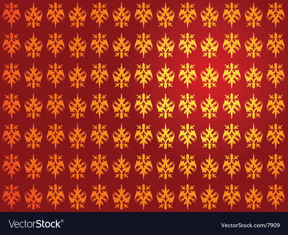 Royal gold pattern vector | Price: 1 Credit (USD $1)