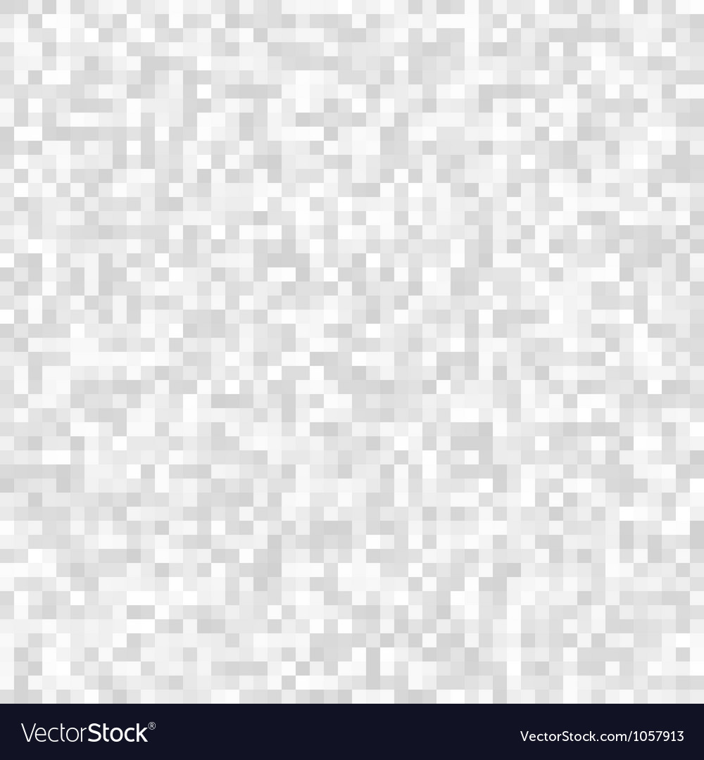 Abstract gray pixelated background vector