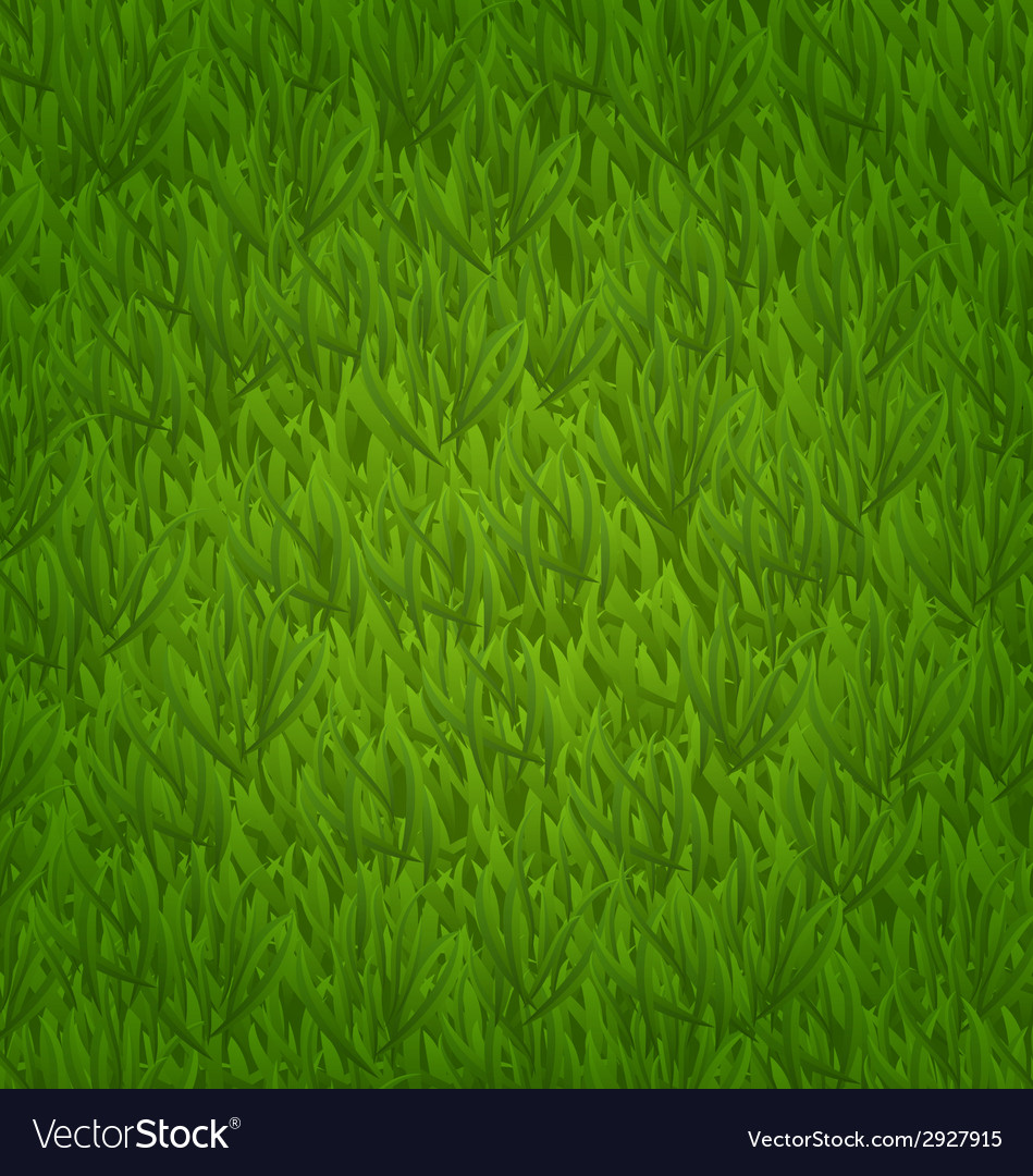 Green grass field nature background vector | Price: 1 Credit (USD $1)