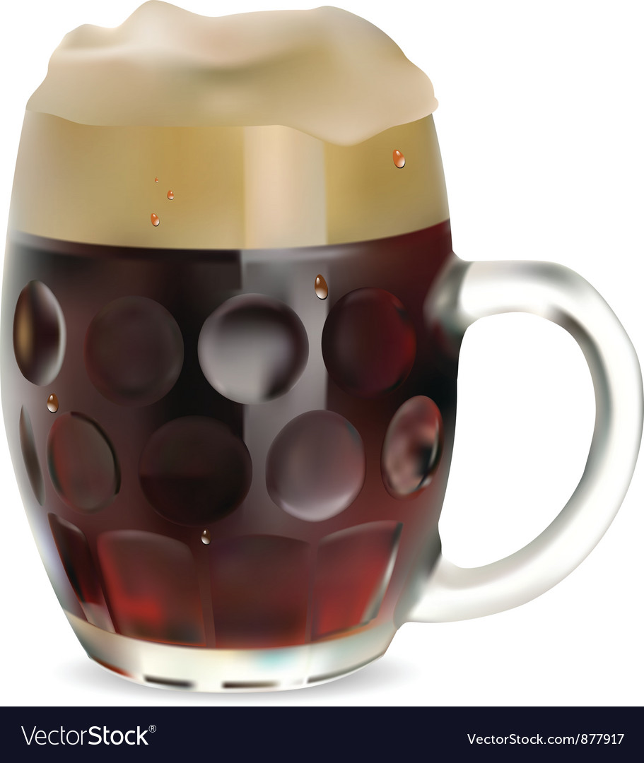 Beer mug vector | Price: 3 Credit (USD $3)
