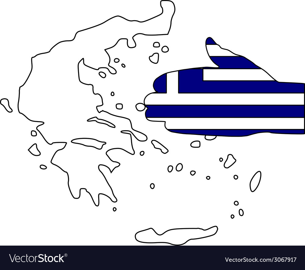 Welcome to greece vector | Price: 1 Credit (USD $1)