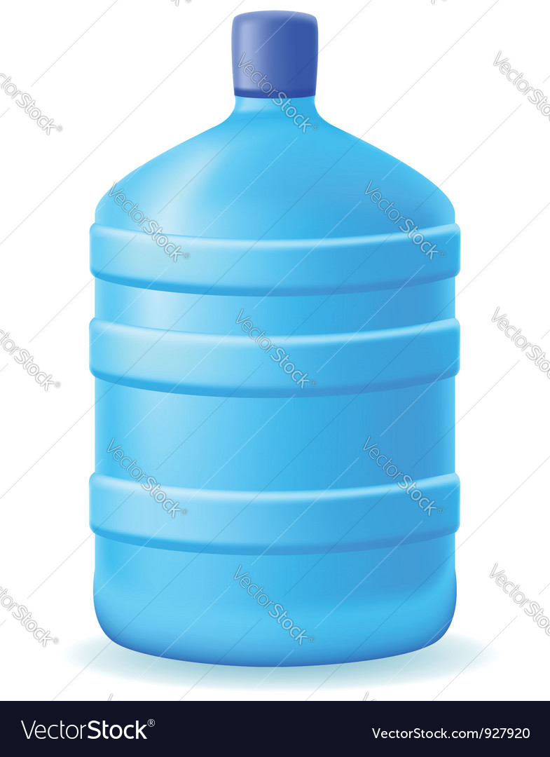 Water in a plastic bootle 01 vector   Price: 1 Credit (USD $1)