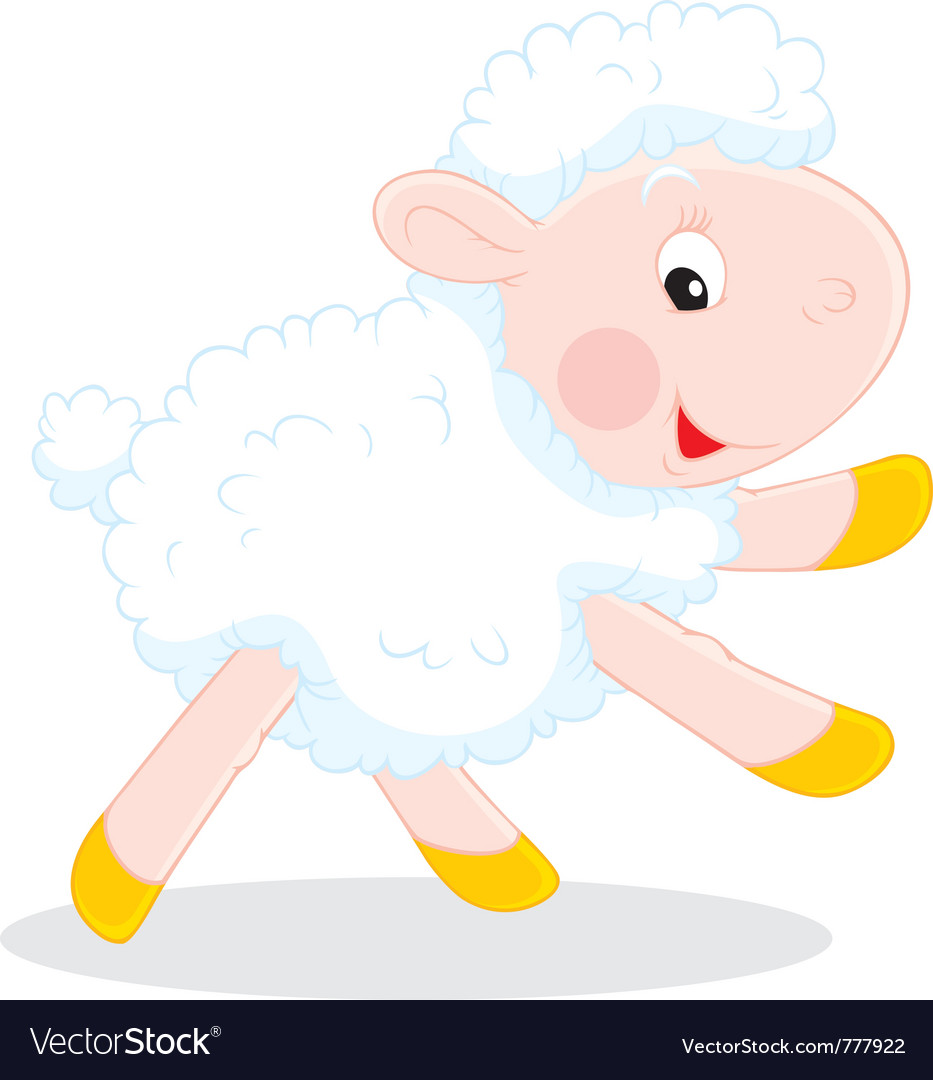 Lamb vector | Price: 3 Credit (USD $3)