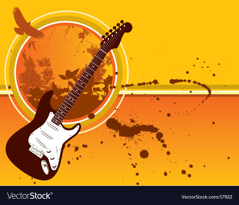 Music grunge bg vector | Price: 3 Credit (USD $3)