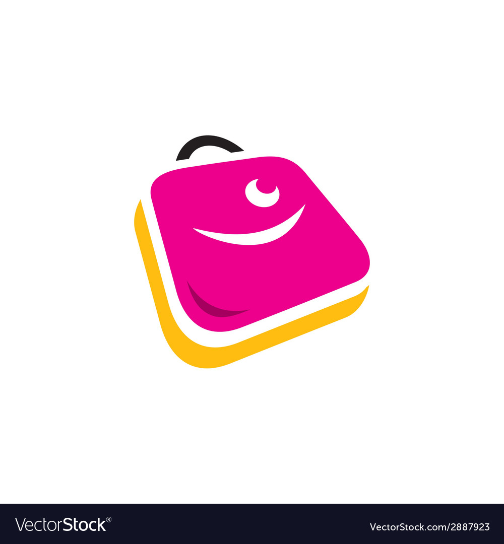 Suitcase sign vector | Price: 1 Credit (USD $1)