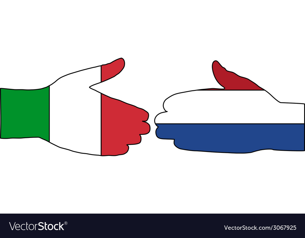 International handshake vector | Price: 1 Credit (USD $1)