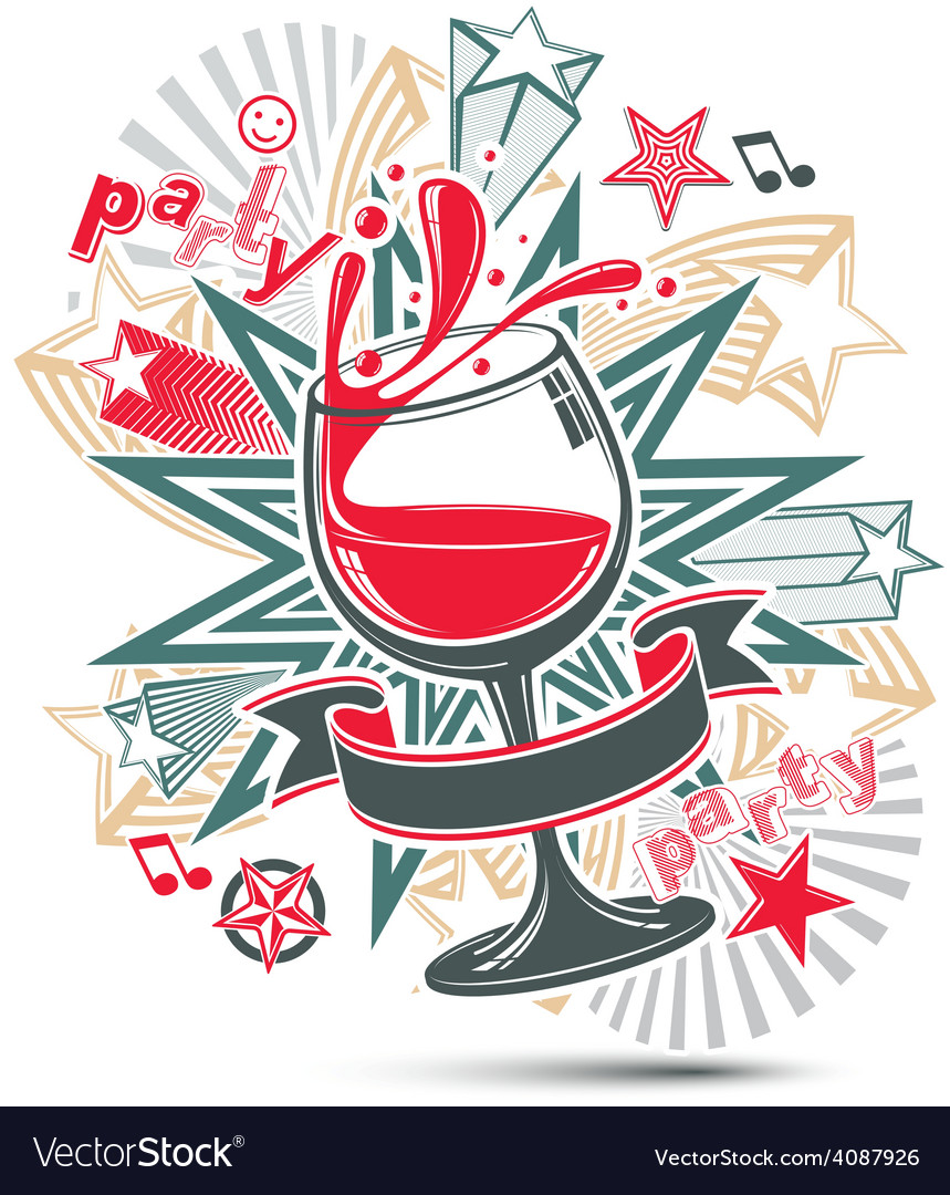 Celebrative leisure backdrop with musical notes vector   Price: 1 Credit (USD $1)