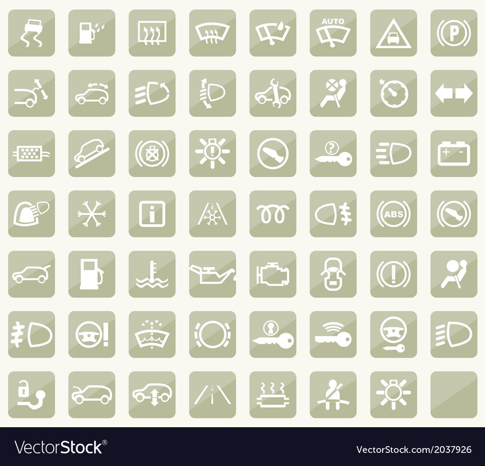 Dashboard icons vector | Price: 1 Credit (USD $1)