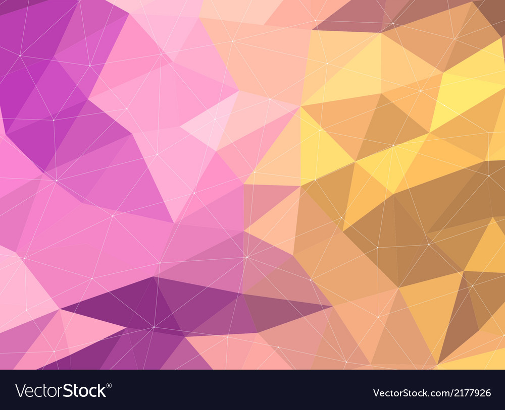 Low poly background vector | Price: 1 Credit (USD $1)