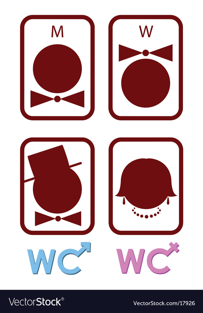 Set of icons for wc vector | Price: 1 Credit (USD $1)