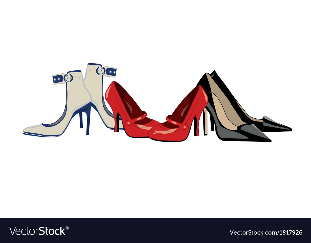 Shoes vector   Price: 1 Credit (USD $1)