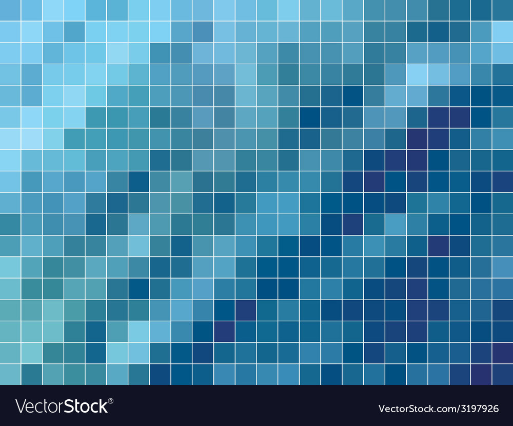 Tiled waves vector | Price: 1 Credit (USD $1)