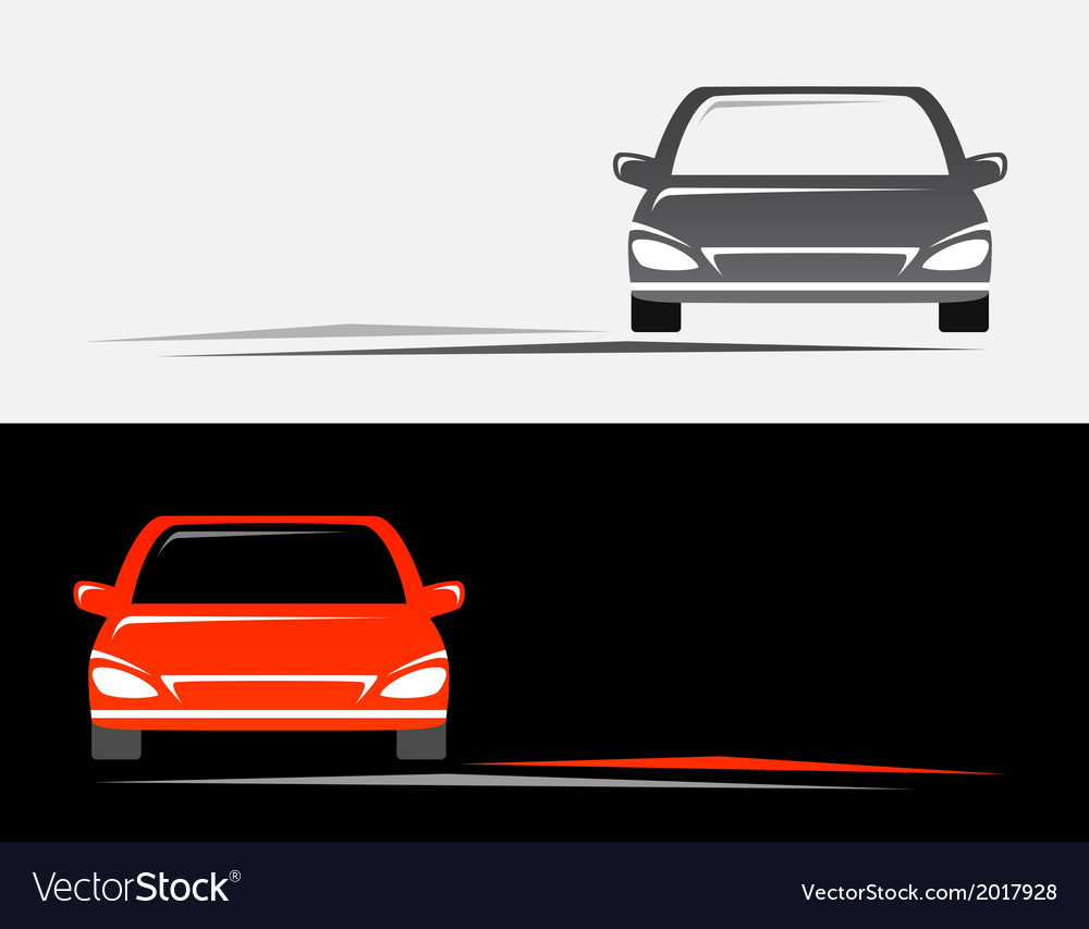 Background with cars vector | Price: 1 Credit (USD $1)