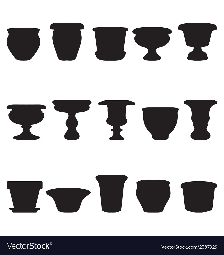 Pottery vector | Price: 1 Credit (USD $1)