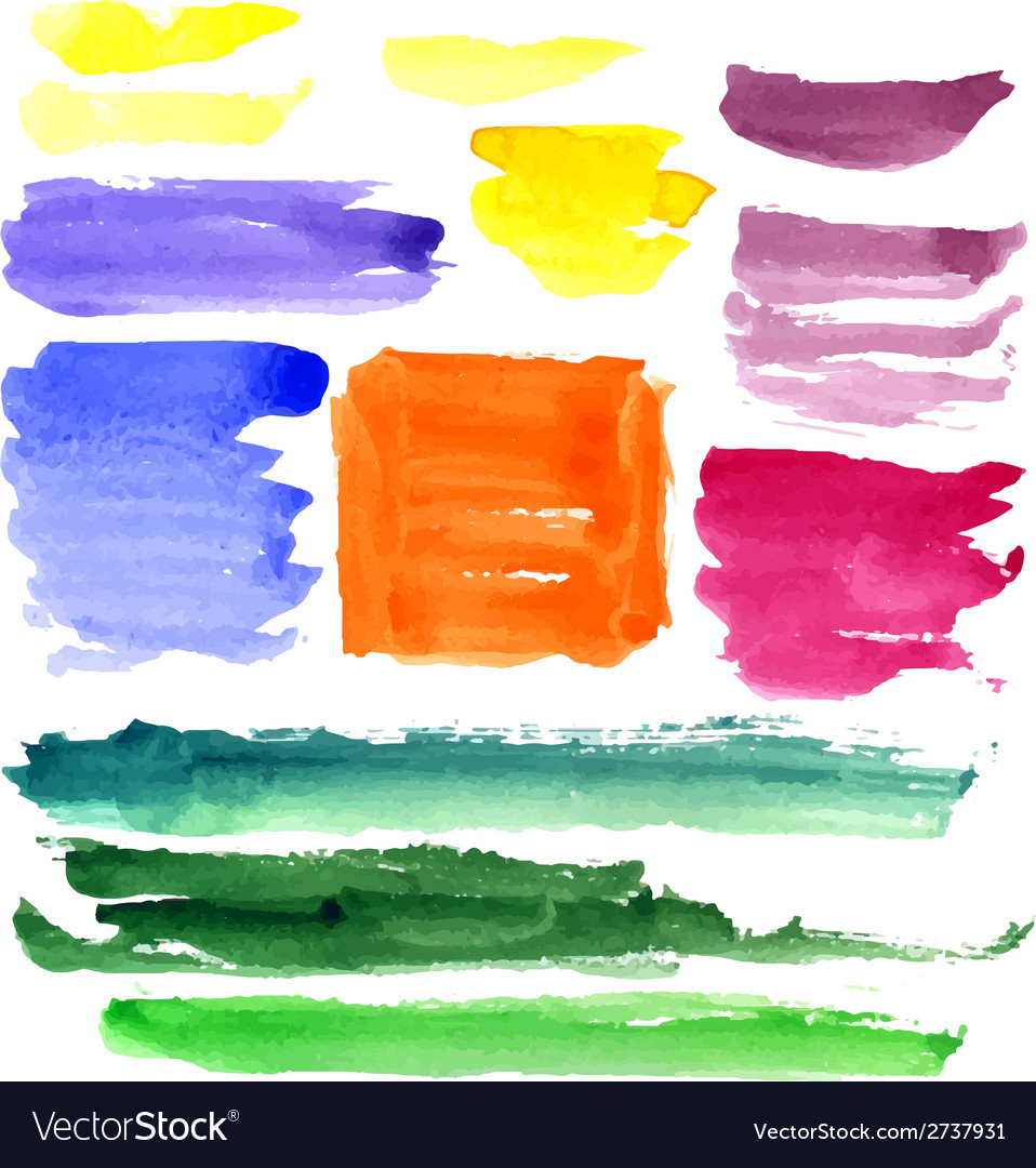 Abstract watercolor background vector | Price: 1 Credit (USD $1)