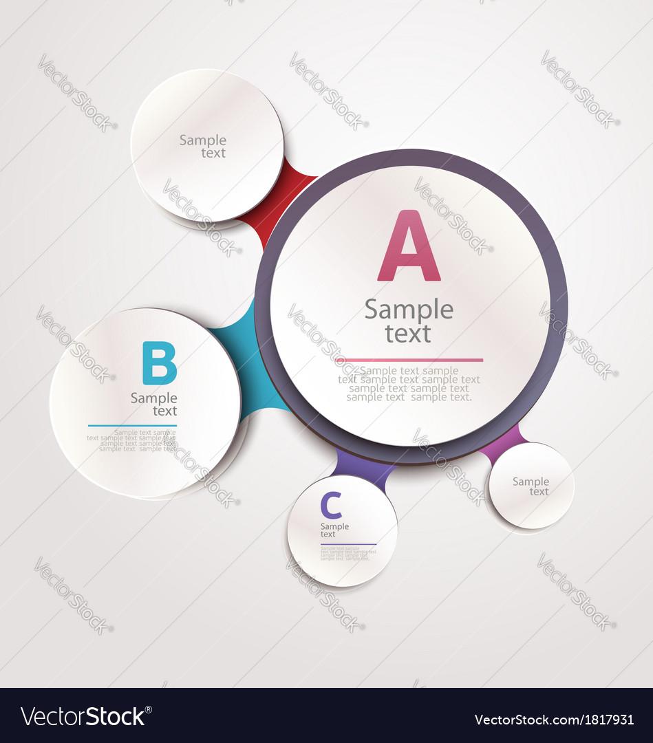 Design circle template vector | Price: 1 Credit (USD $1)
