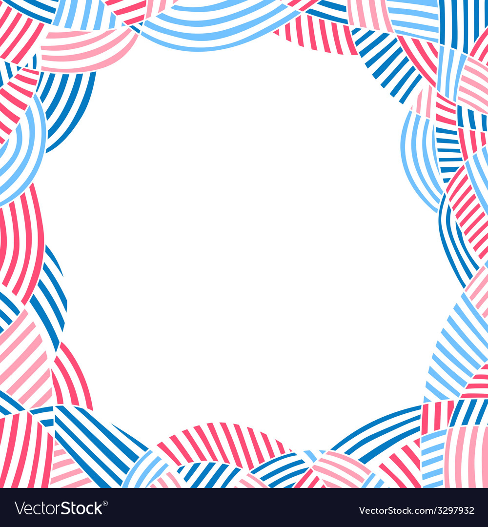 Abstract background frame with place vector | Price: 1 Credit (USD $1)