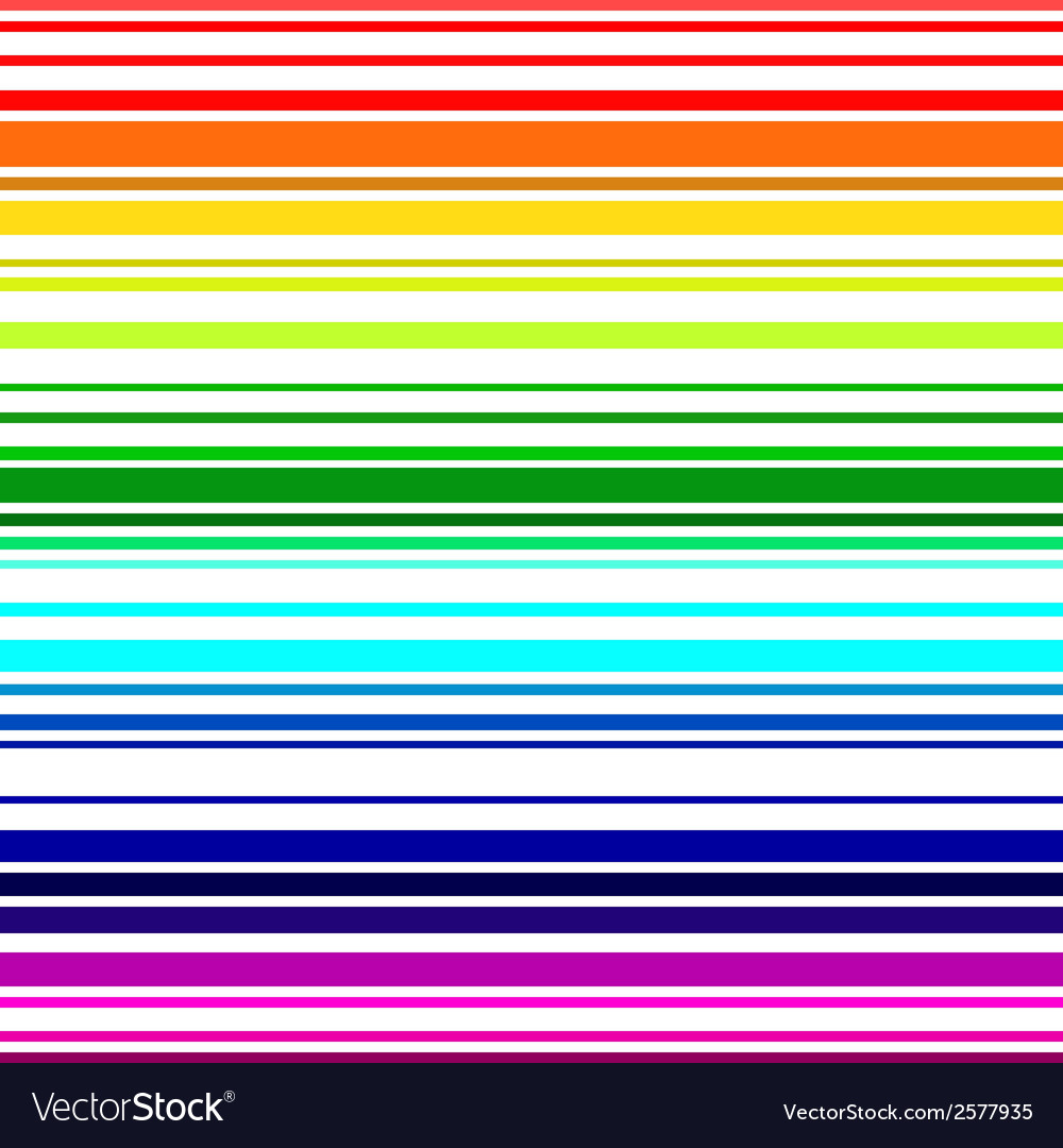 Rainbow colored barcode background vector | Price: 1 Credit (USD $1)