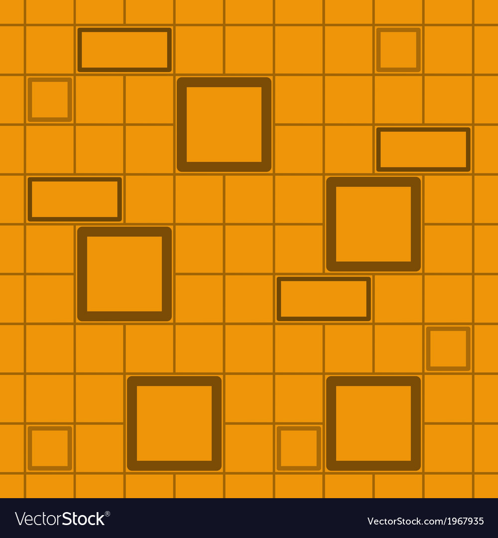 Seamless squares vector | Price: 1 Credit (USD $1)