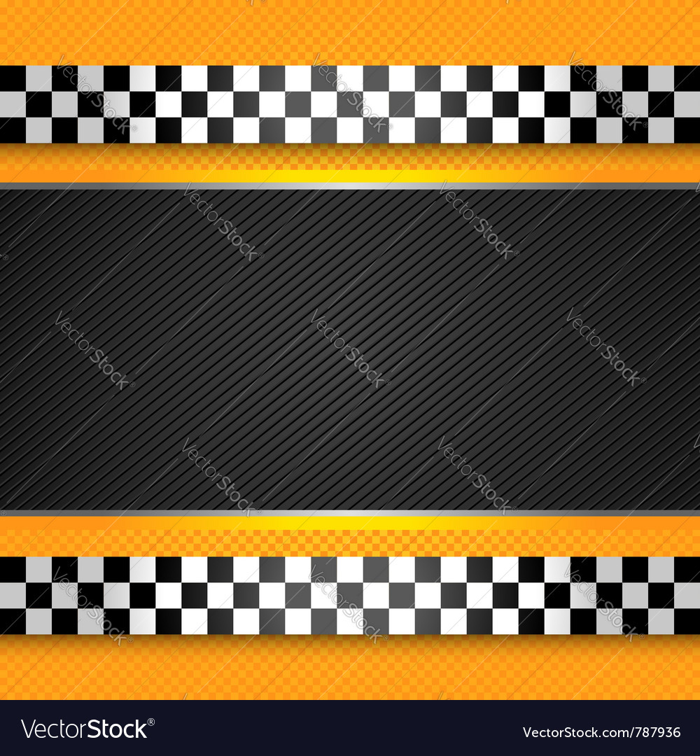 Taxi cab blank template vector | Price: 1 Credit (USD $1)