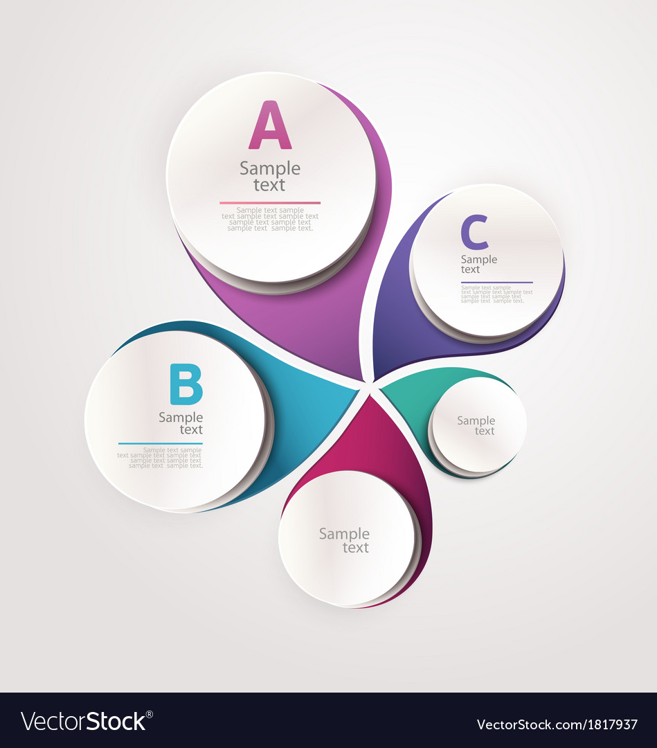 Design circle template vector | Price: 1 Credit (USD $1)