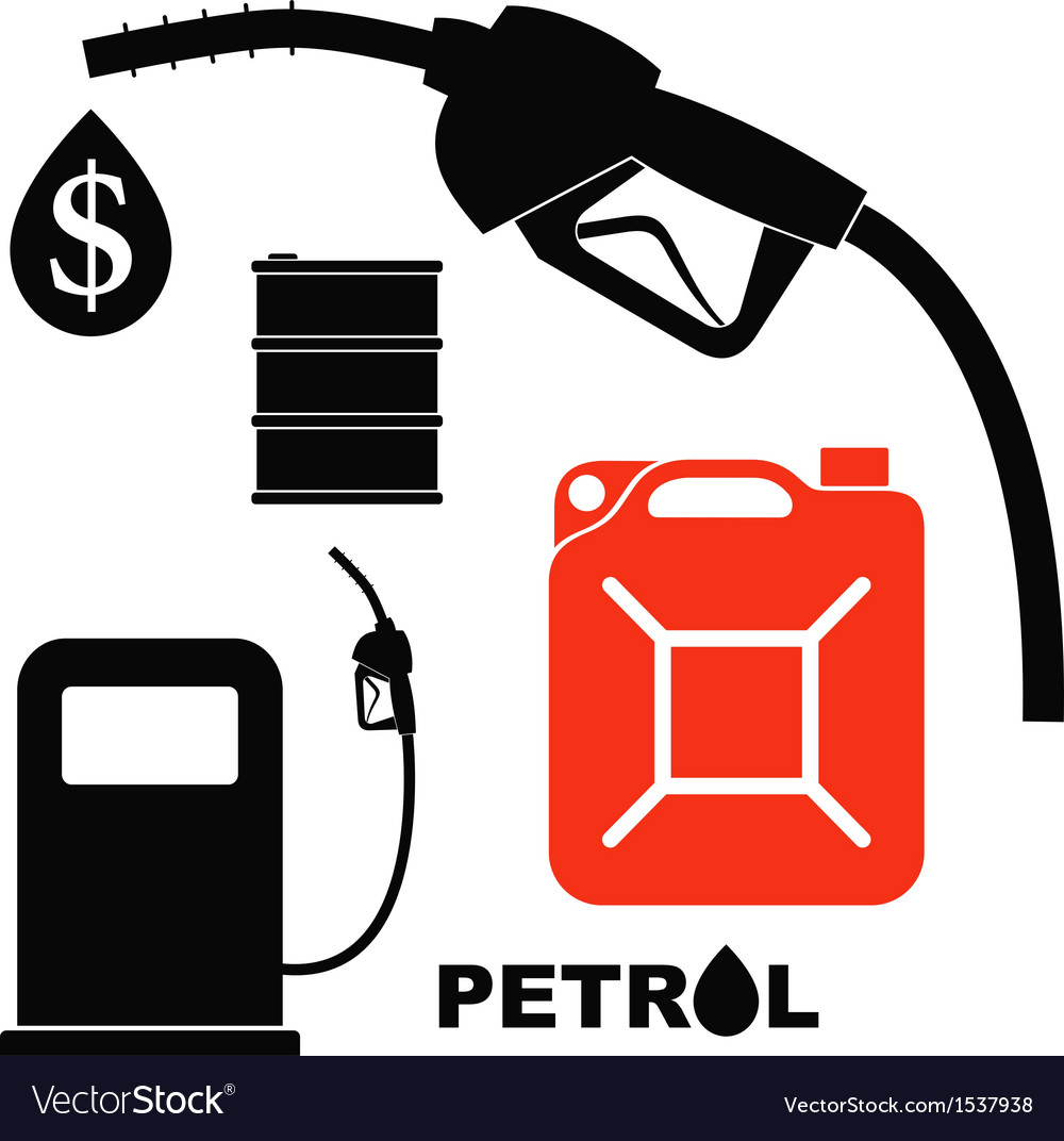 Petrol vector | Price: 1 Credit (USD $1)