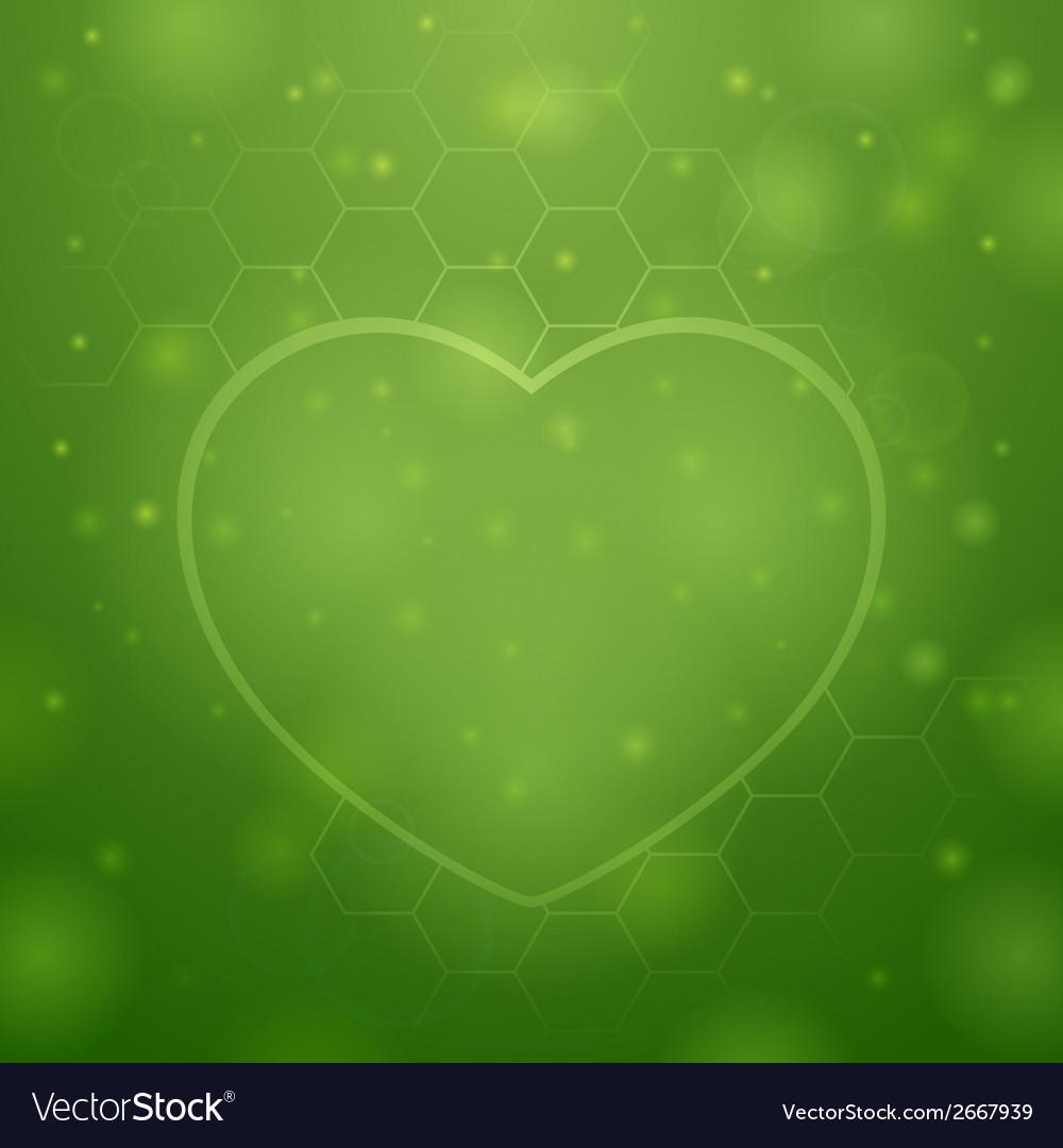 Beautiful heart vector | Price: 1 Credit (USD $1)
