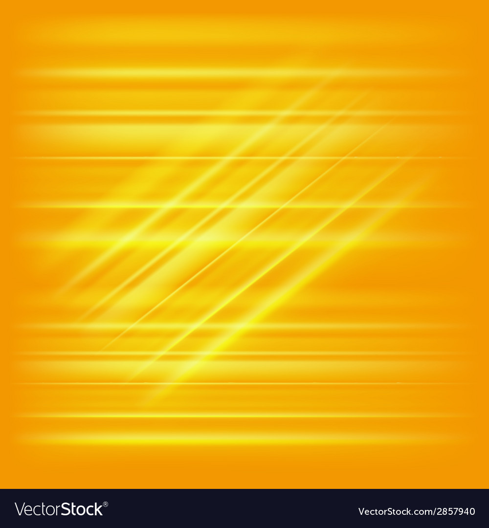 Digitally generated image of yellow light and stri vector | Price: 1 Credit (USD $1)