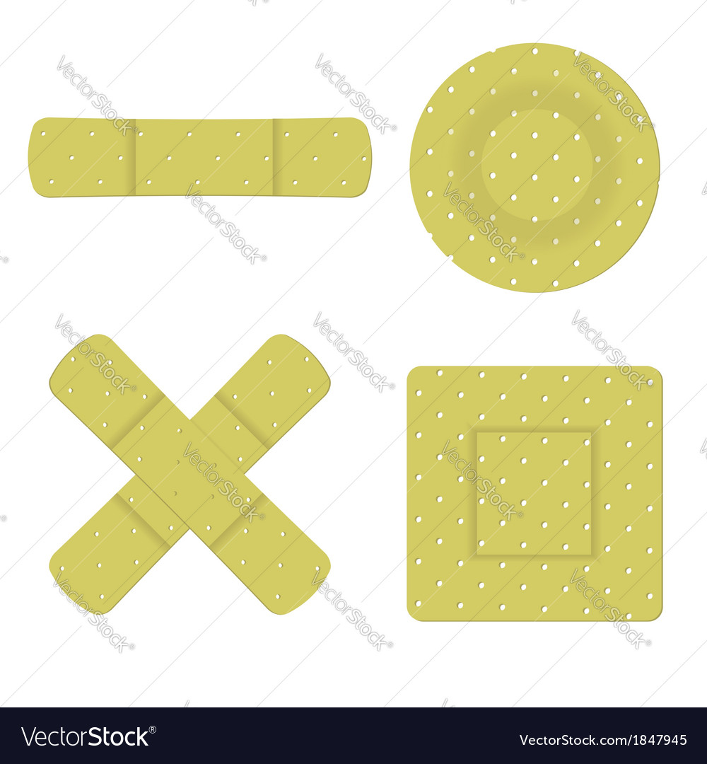 Bandaid vector | Price: 1 Credit (USD $1)