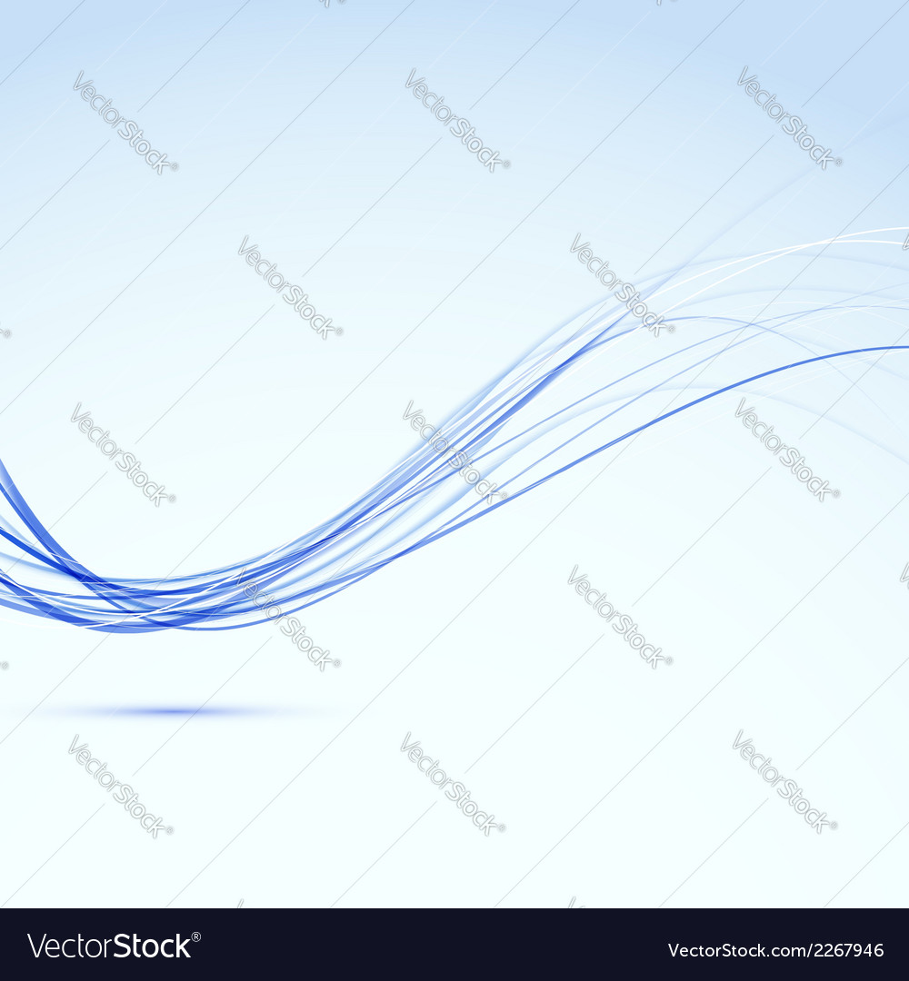 Abstract lines fly transparent background vector | Price: 1 Credit (USD $1)