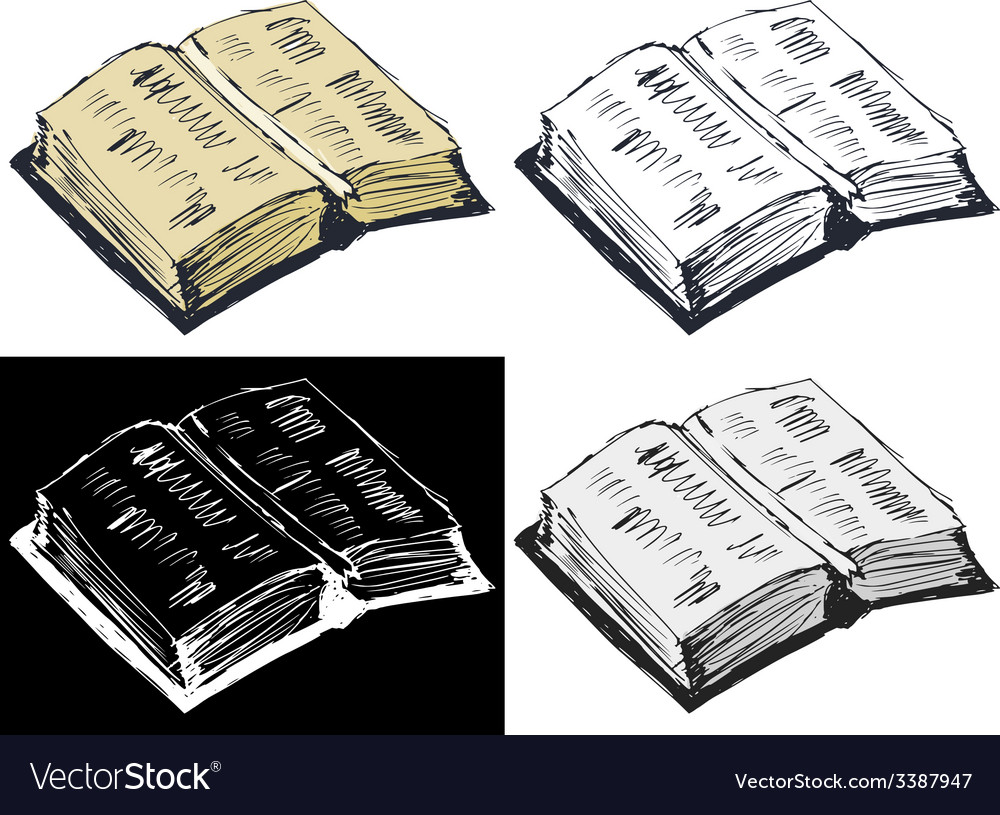 Holy bible vector | Price: 1 Credit (USD $1)