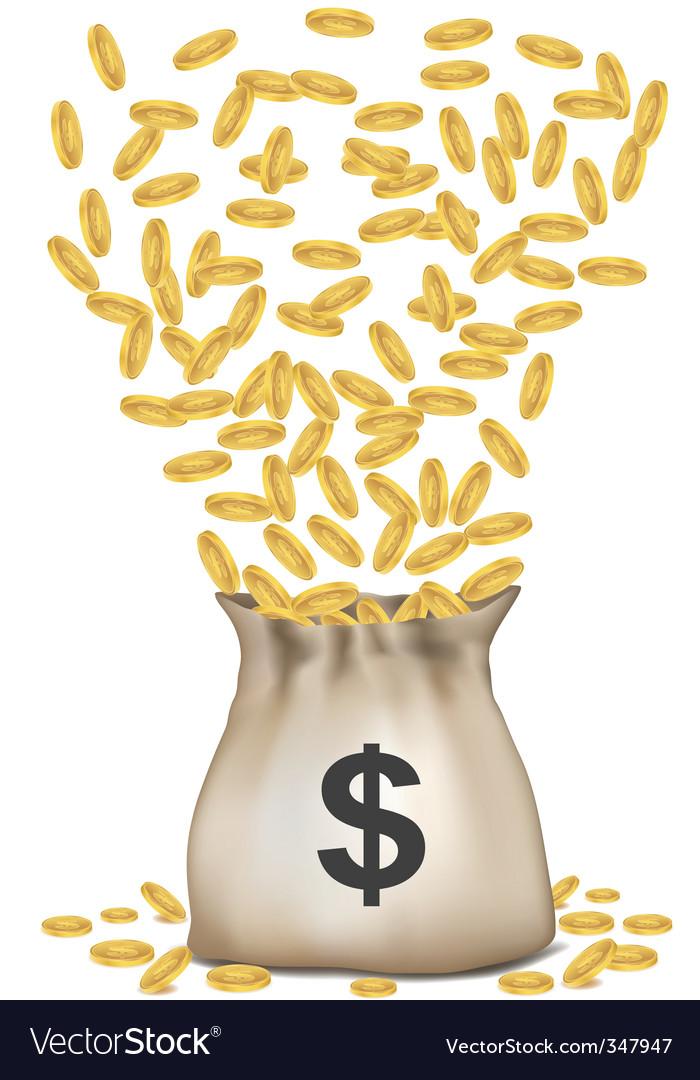 Money bag vector   Price: 1 Credit (USD $1)