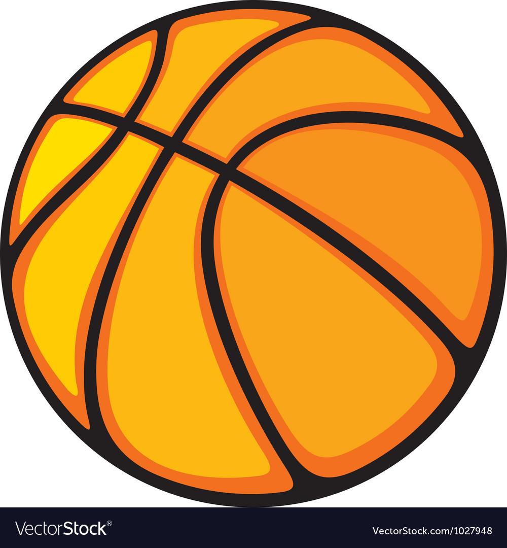 Basketball ball vector | Price: 1 Credit (USD $1)