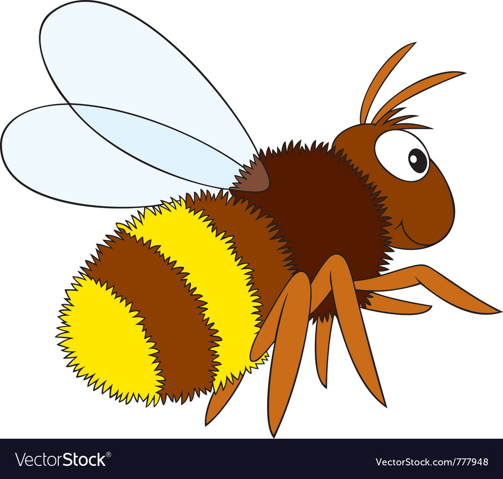Bumblebee vector | Price: 3 Credit (USD $3)