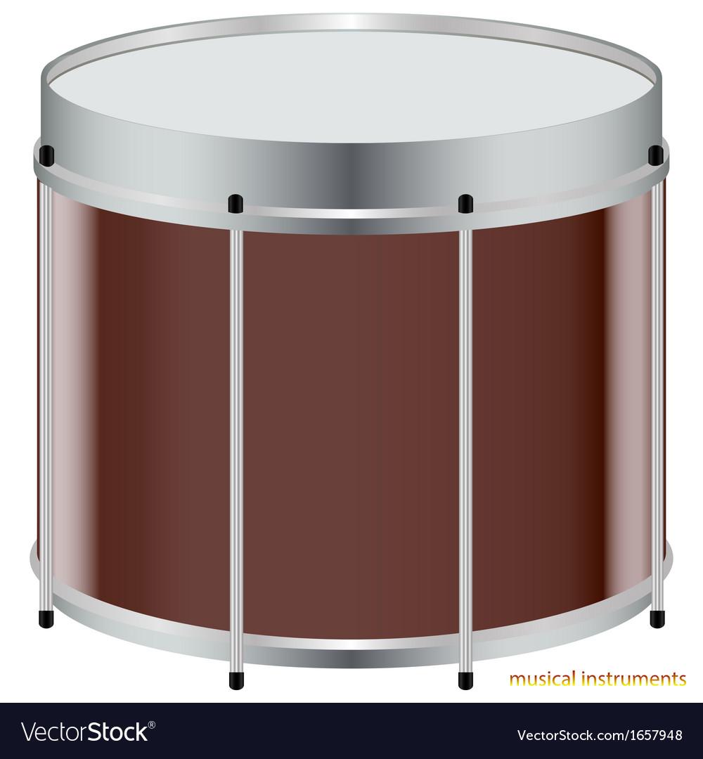 The drum vector   Price: 1 Credit (USD $1)
