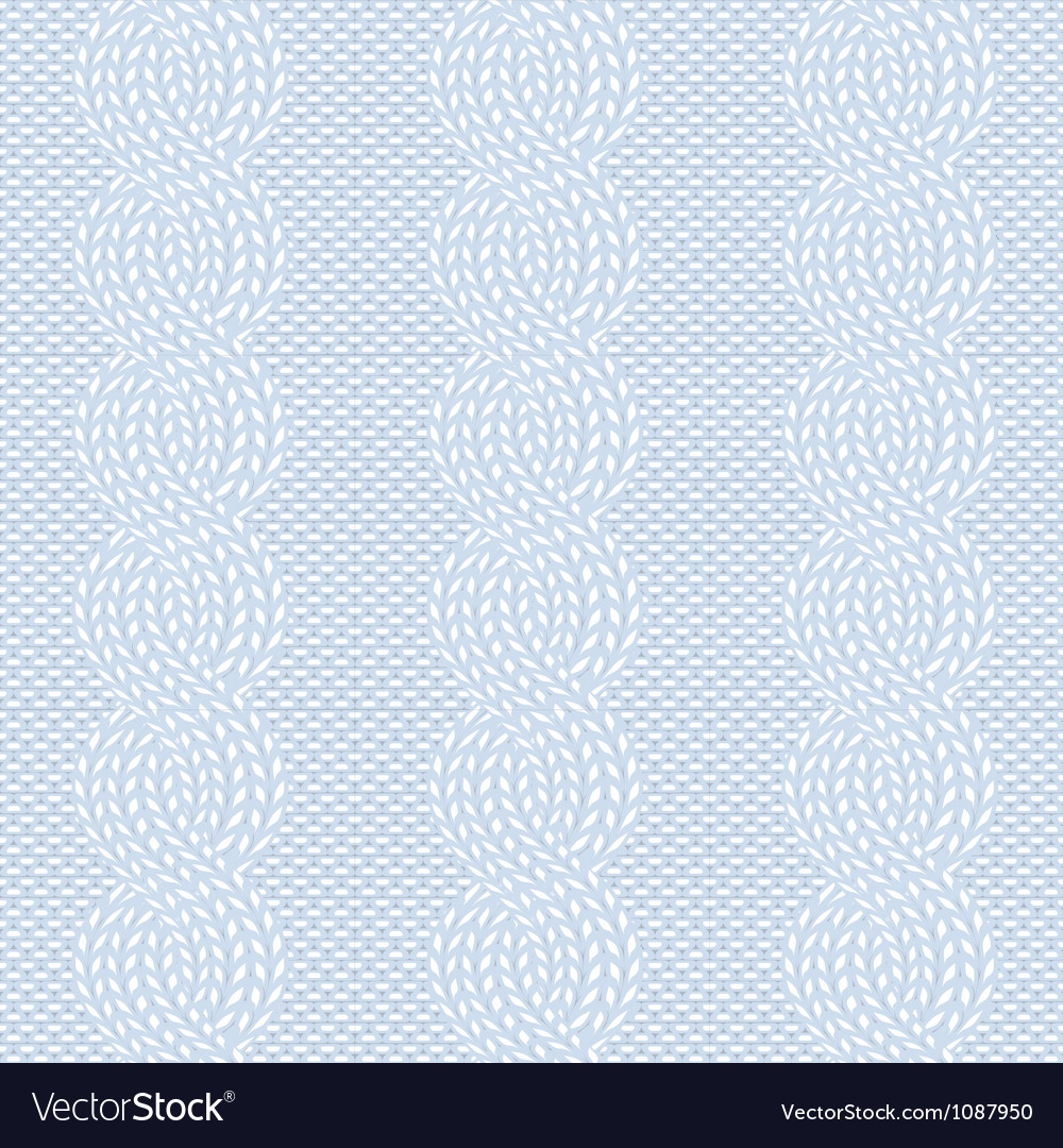 Spokes knitted pattern vector | Price: 1 Credit (USD $1)