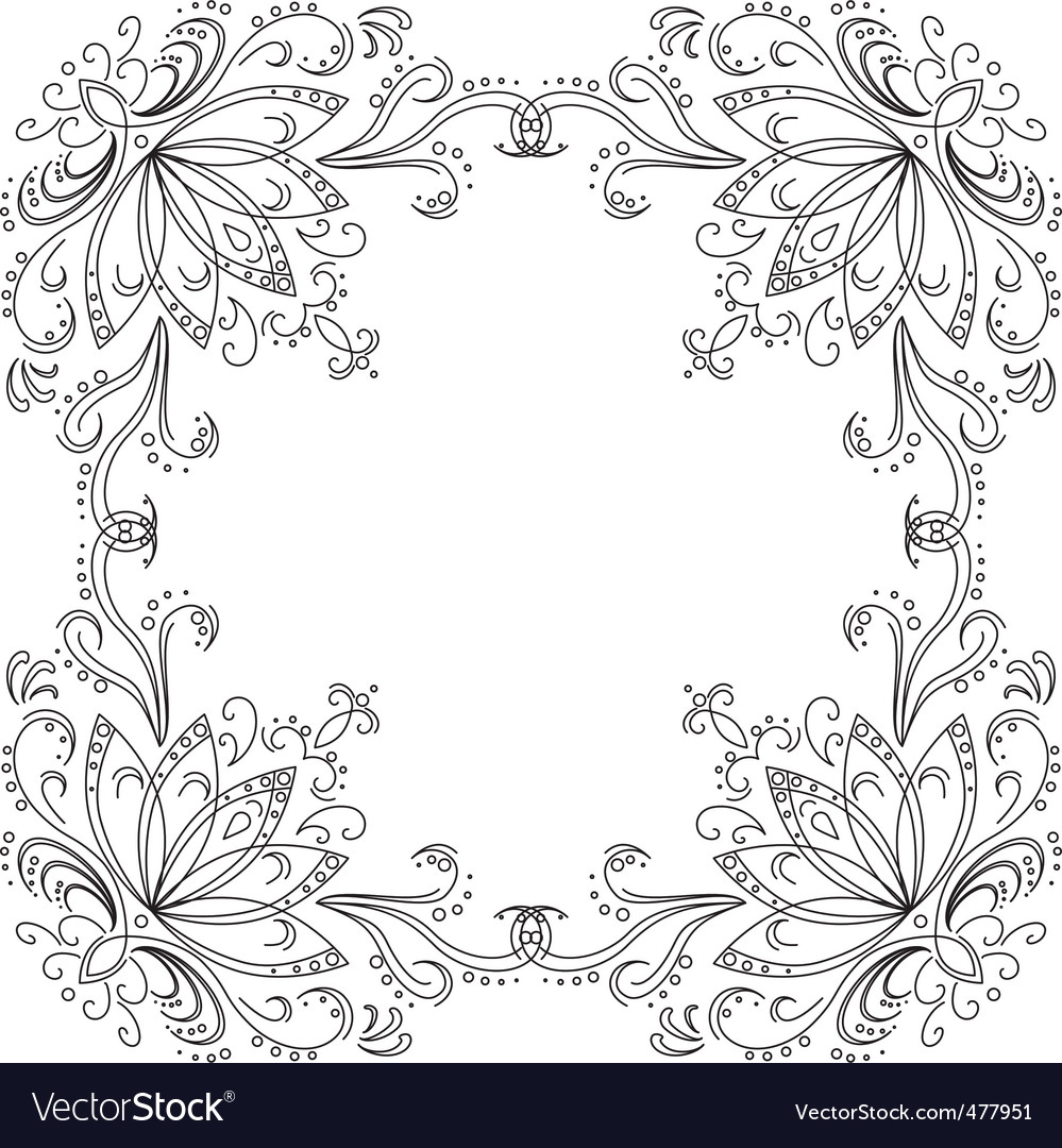 Abstract background contours vector | Price: 1 Credit (USD $1)