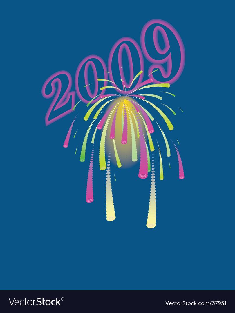 Fireworks vector | Price: 1 Credit (USD $1)