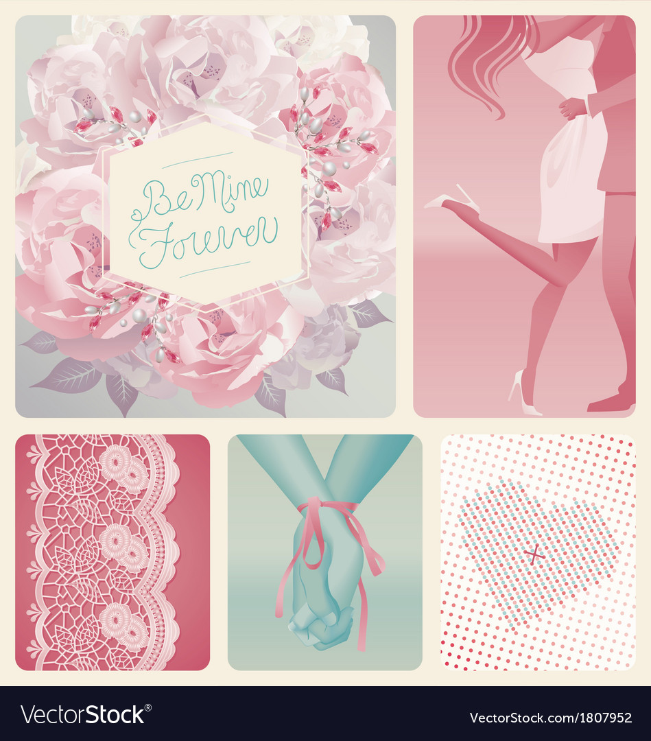 Love design elements vector | Price: 1 Credit (USD $1)