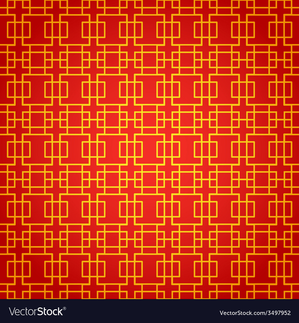 National chinese seamless pattern chinese new year vector | Price: 1 Credit (USD $1)