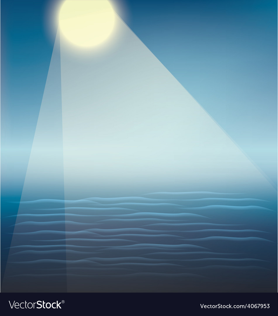 Blue water surface vector   Price: 1 Credit (USD $1)