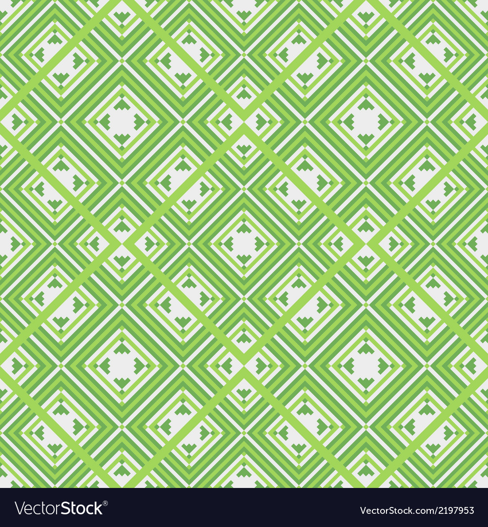 Seamless modern pattern with geometric elements vector | Price: 1 Credit (USD $1)