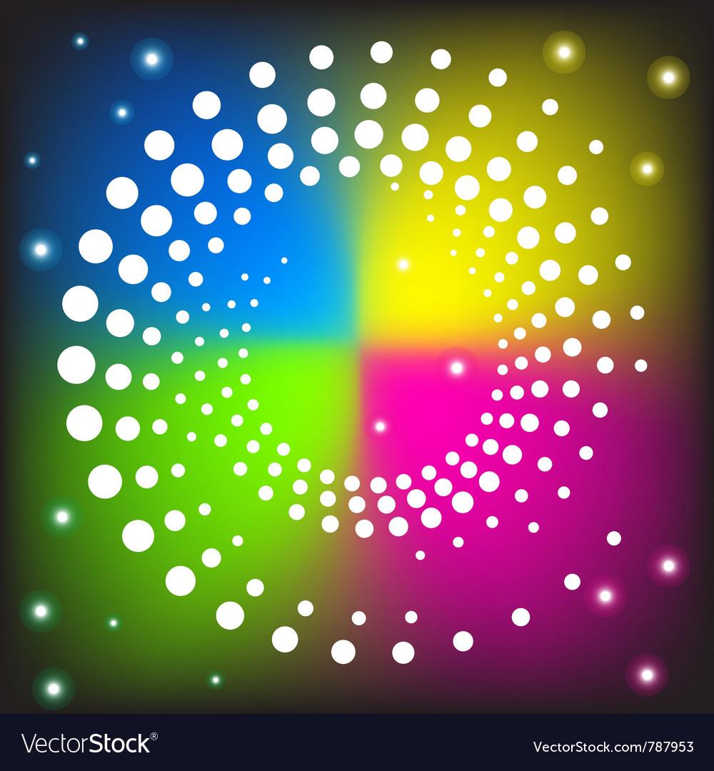 Spiral background vector | Price: 1 Credit (USD $1)