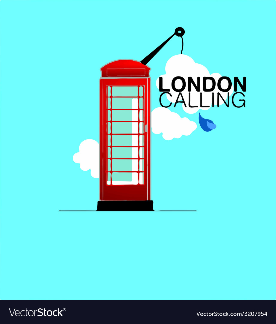 Londoncalling vector | Price: 1 Credit (USD $1)
