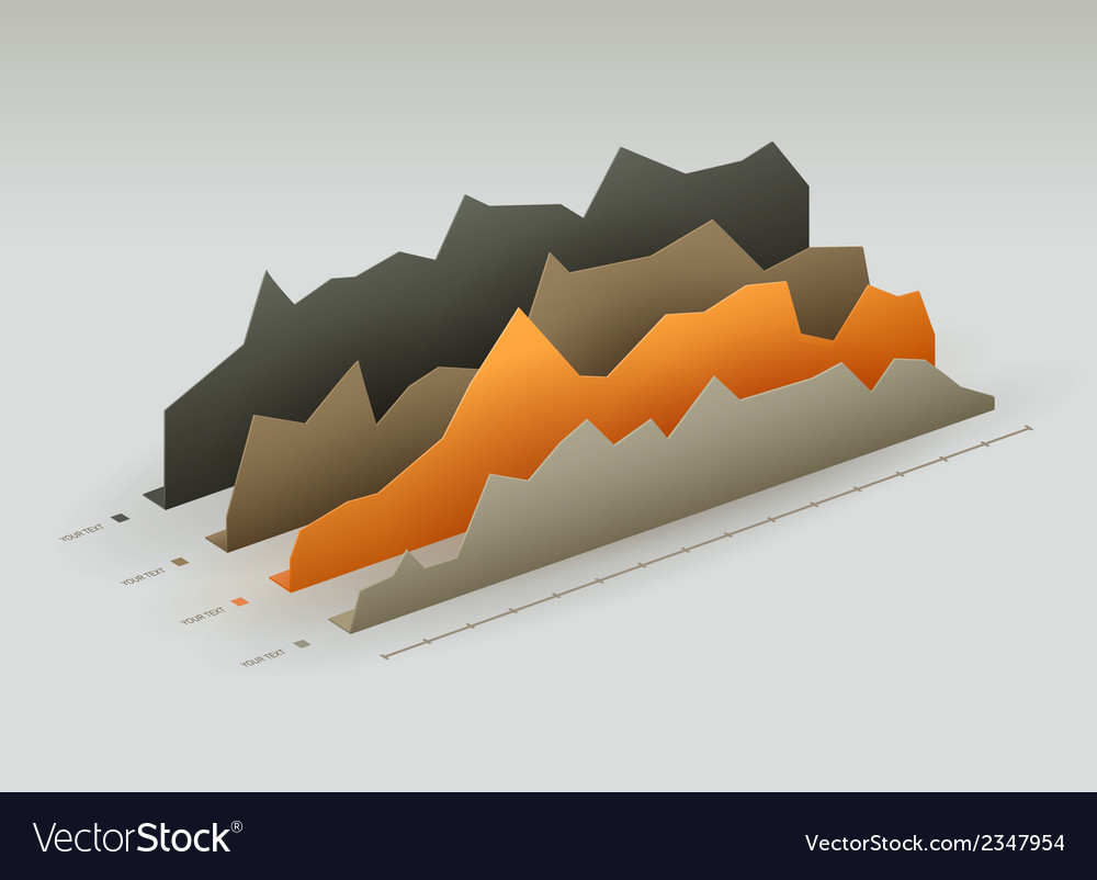Paper graphs vector | Price: 1 Credit (USD $1)