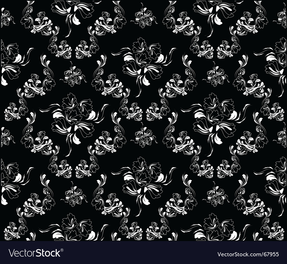 Royal floral vector | Price: 1 Credit (USD $1)