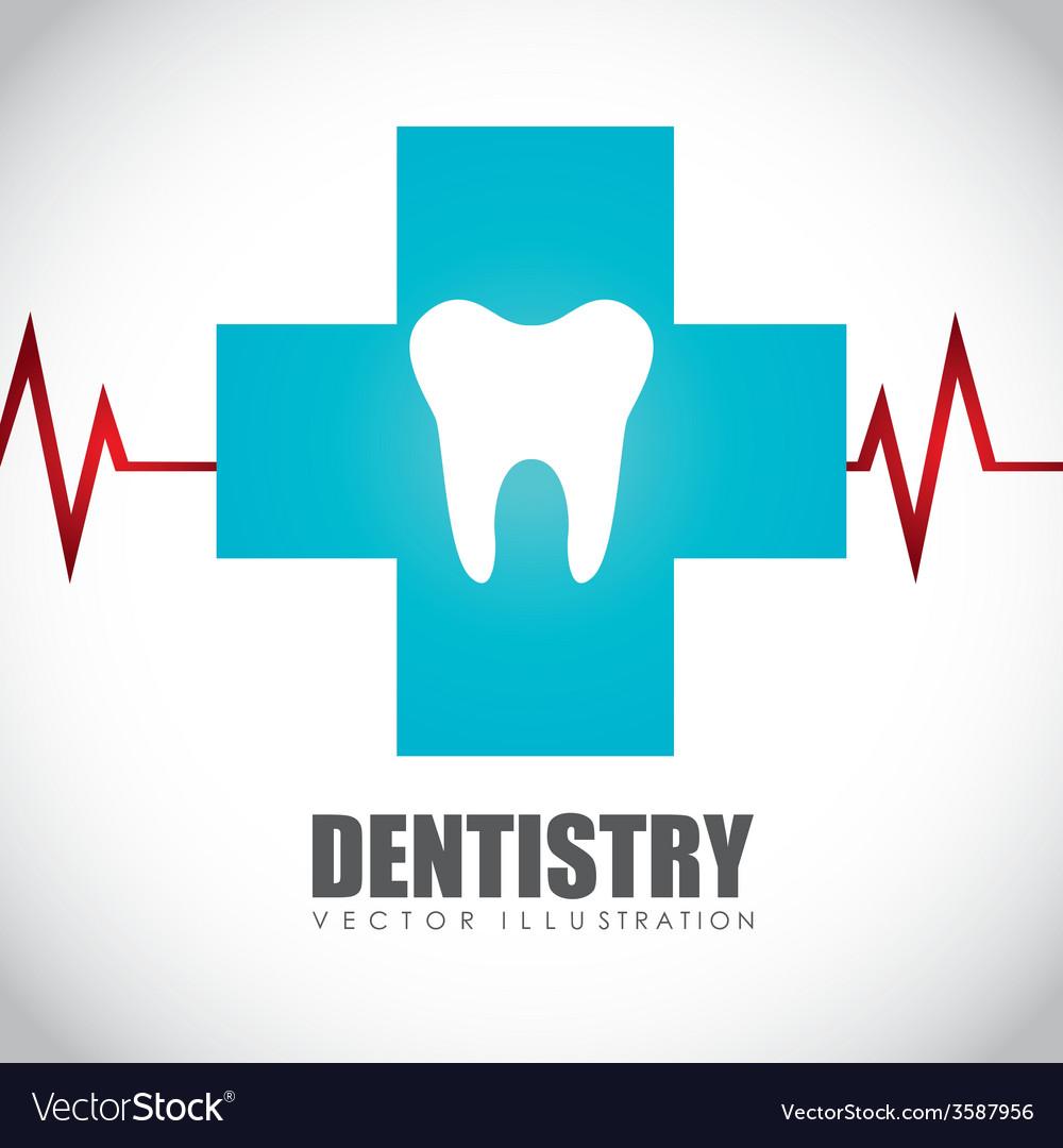 Dental care vector | Price: 1 Credit (USD $1)
