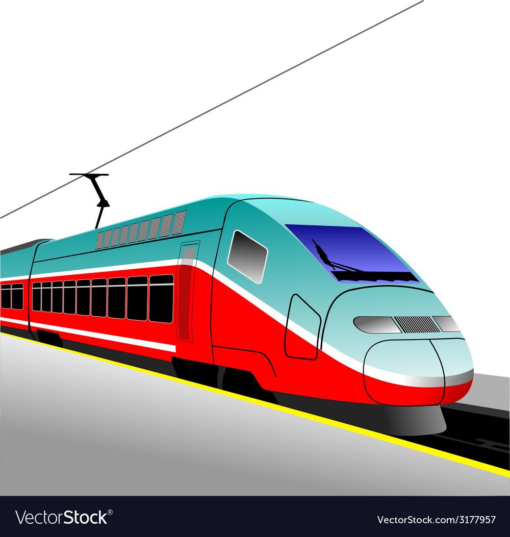 Al 1120 train 01 vector | Price: 1 Credit (USD $1)